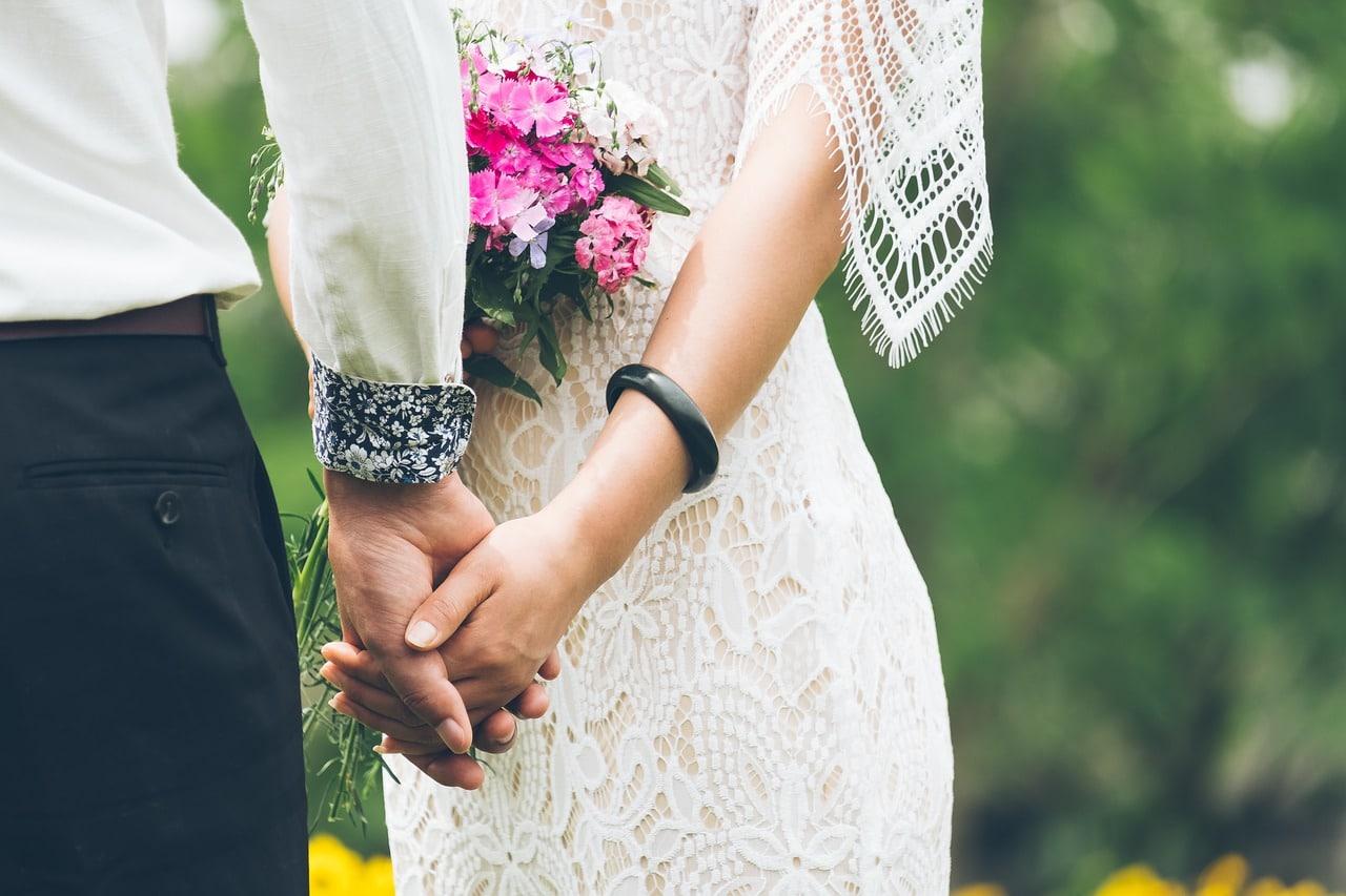Die 6 schönsten Hochzeitstrends, die du kennen musst, wenn du dieses Jahr heiratest