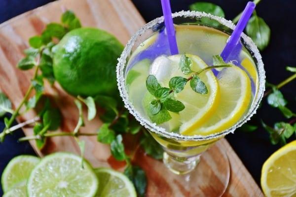 2. Hochzeitstrend - Zitrusfrüchte - Cocktail