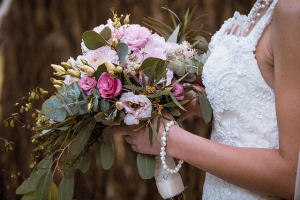3. Hochzeitstrend - Botanical - Brautstrauss