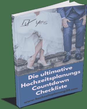 Checkliste Hochzeit pdf