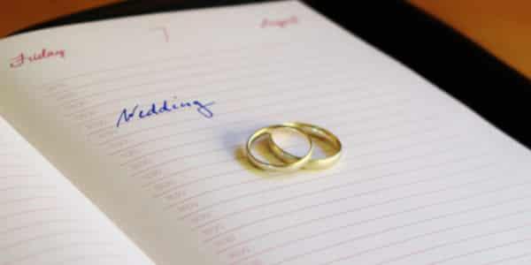Hochzeitsvorbereitung – Diese 7 Tipps musst du wissen